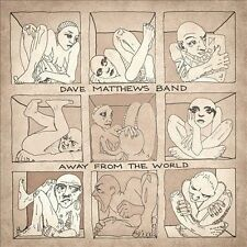 Away from the World [Deluxe Edition] [Digipak] * by Dave Matthews/Dave Matthews
