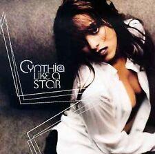 Cynthia (Freestyle) - Like a Star [Single] (CD 1997)