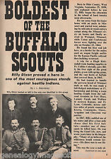 Buffalo Scout Billy Dixon + Armitage,Beardsley,Bend,Brown,Campbell,Carlisle