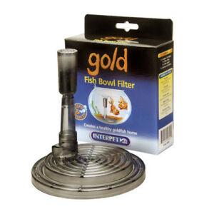 Interpet Goldfish Bowl Filter Undergravel Filter
