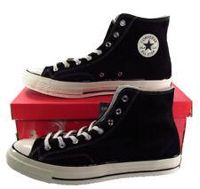 Converse Chuck Taylor 70 Hi Sneaker Black Suede Leather 157453C 13 Men