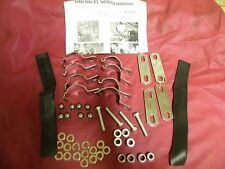 KIT FIXATION  PARE BRISE HONDA SHADOW VT 1100 ACE C2 / LEDRIE SALES TD 06-1019