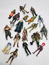 1990s Kenner Star Wars Figurines Lot X18