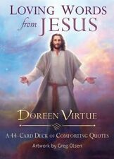 Loving Words From Jesus a 44-card Deck of Comforting Quotes 9781401950217