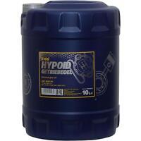 10 Liter MANNOL Getriebeöl Hypoid 80W-90 API GL 4 GL 5 LS Universalöl