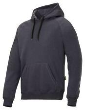 Snickers 2800 Classic Mens Hoodie Sweatshirt Work Leisure Workwear Hooded Top Large Steel Grey 28005800006