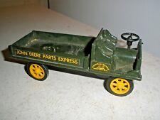 JOHN DEERE PARTS EXPRESS Truck The Winning Edge Diecast Green