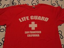 Medium- Lifeguard T- Shirt