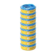 8er.Ersatzkassetten 7500mm Nachfüllkassetten  für Angelcare Windeleim Systeme