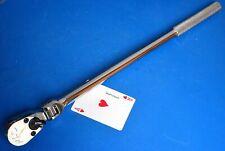 """MAC Knurled Grip 1/2"""" Drive 18"""" Pear-Head Flex Socket Wrench Ratchet NEW"""
