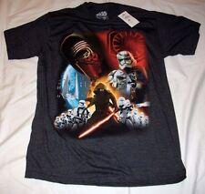 Star Wars T Shirt Gray M Medium NEW w/Tags