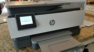🔥 HP OfficeJet Pro 8025 All-In-One Printer, NO INK