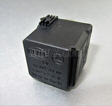 103-Mercedes A B C E M S Class 4-Pin Black Relay 4RA007791-00 A0025421319 Hella