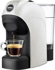 Macchina da Caffè LAVAZZA TINY A Modo Mio Rosso/Bianco/Nero Compatibile Borbone
