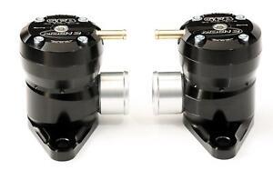 GFB Mach 2 TMS Recirc Diverter Valves (Twin Kit) for Nissan GTR R35