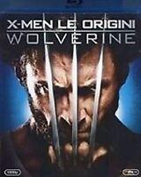 WOLVERINE X MEN LE ORIGINI Blu Ray NUOVO Marvel