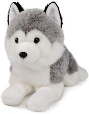 Perritos De Peluche encantador Peluche Husky Siberiano Realista 14 Pulgadas Toy