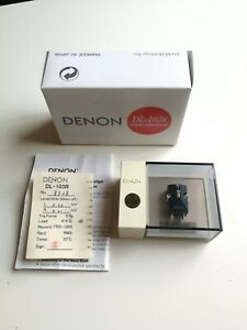 DENON DL 103-R  MC MOVING COIL Cartridge Tonabnehmer Testina cellule