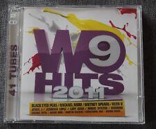 W9 hits 2011, keen v rihanna martin solveig bruno mars ect ...., 2CD