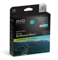 RIO InTouch Outbound Short Fresh/Salt Water Fly Line WF5F/I 100 ft - 200g $89.95