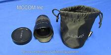 Panasonic Lumix H-F007014 G Vario 7-14mm f/4 ASPH. Lens