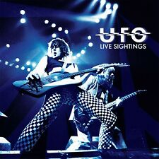 UFO Live Sightings BANNER HUGE 4X4 Ft Fabric Poster Tapestry Flag album art
