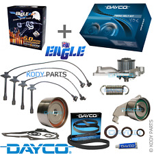 TIMING BELT KIT, WATER PUMP & LEADS - for Toyota Camry 2.2L 5SFE SDV10, SXV10