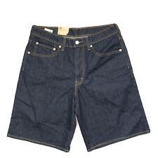 Levis Strauss 550 Shorts Men's Size 32 Blue Denim Jeans NWT