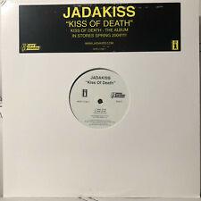 """JADAKISS - KISS OF DEATH (12"""")  2004!!!  RARE!!!  RED SPYDA!!!  THE LOX"""