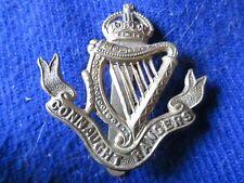 British Army Cap Badge - Connaught Rangers