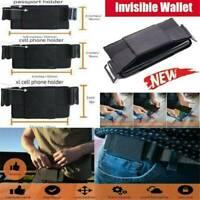 Zerone Ultrathin Pouch - The Minimalist Invisible Wallet Mini Pouch Waist Bag UK
