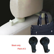 Car Seat Hook Headrest Hanger Interior Grocery Bag Holder Hanging Universal
