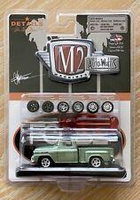 M2 Machines  Auto-Wheels Foose 1958 Chevrolet Apache Truck R04