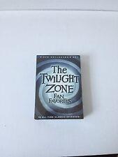 The Twilight Zone Fan Favorites (DVD, 5-Disc Set)