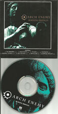 ARCH ENEMY Burning Bridges Special pack ADVNCE CARD SLEEVE PROMO DJ CD 1999 USA