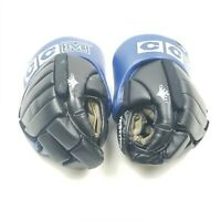 """CCM HG 420 14"""" Hockey Gloves Vintage"""