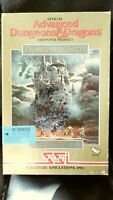 Vintage Ssi Ibm Computer Game Dungeons And Dragons Champions Of Krynn