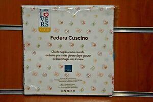 """THUN Collezione """"Lovers Club"""" Federa Cuscino Esclusiva THUN Originale"""