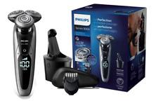 Philips Series 9000 S971132 Nass- und Trockenrasierer - Gebürstetes Chrom - NEU
