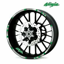For Kawasaki NINJA  #style 1 Cool wheel stickers Motorcycle accessories #ma