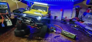 RGT EX86100 PRO Kit 1/10 2.4G 4WD Rc Car Electric Climbing Rock Crawler