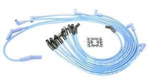 MAXX 545B 8.5mm Spark Plug Wires 73-78 Chrysler Dodge Mopar Plymouth 400 440 HEI