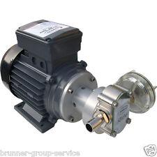 UP6/AC 220 V 50 Hz PTFE Zahnradpumpe 28 l/min