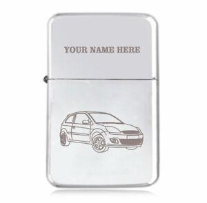 Personalised Lighter Ford Fiesta