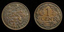 Netherlands - 1 Cent 1913