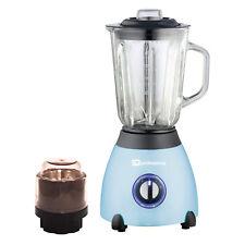 Heavy Duty Kitchen Electric Multi Food Blender Grinder Smoothie Maker Light Blue