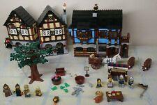 Lego Medieval Market Village  10193    Superb item.