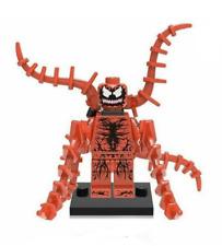 CARNAGE MINIFIGURE TOY BUILDING BLOCKS US SELLER MARVEL SPIDER-MAN