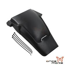 Rear Tire Hugger Fender Mudguard Extensions Black For BMW R1200GS ADV 13-16 BID