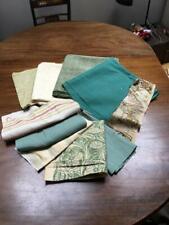 Job Lot Designer Fabric Remnants Silks, Chenilles, Linens, Etro, Bennison #504
